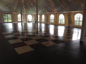Banquet Room Epoxy Flooring