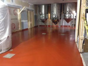Urethane Flooring for Industrial Applications
