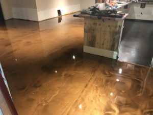 Fairfield County Polyurethane Flooring