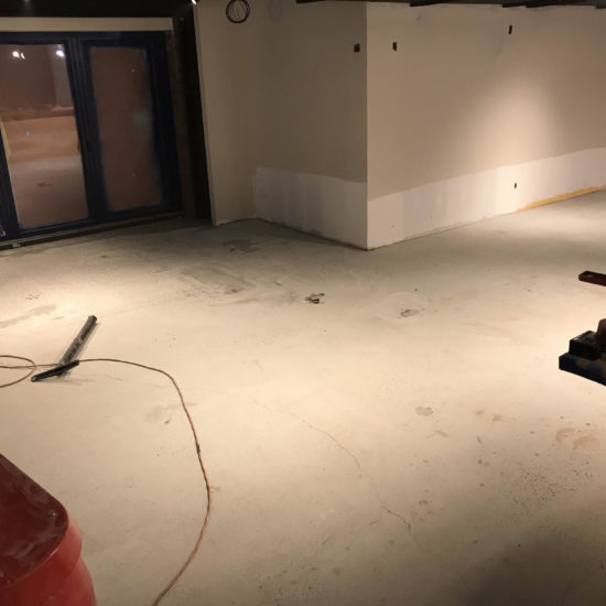 Surface Prep for Concrete Floor Coatings Fairfield County