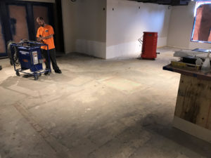 Prep Work for New Polyurethane Flooring Fairfield County