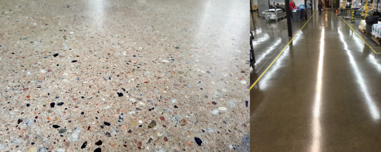 polished concrete case study