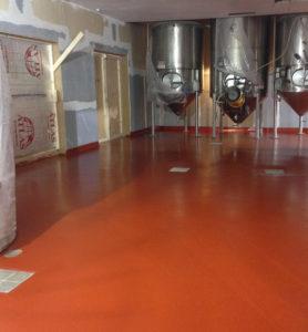 Industrial Concrete Floors Boston