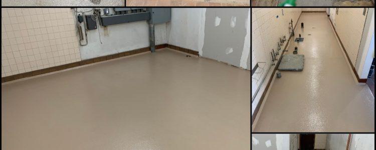 Polyurethane Flooring Ashland MA