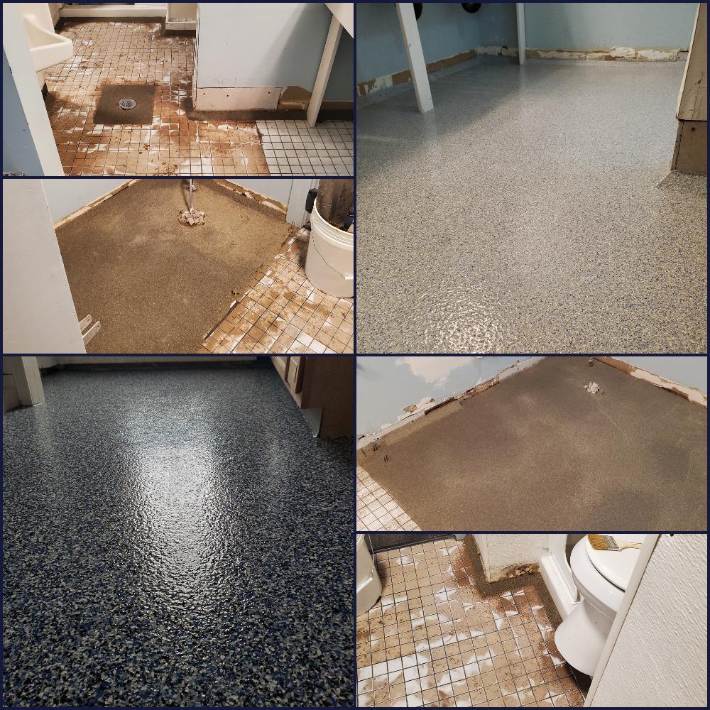 Self Leveling Urethane Flooring Springfield MA